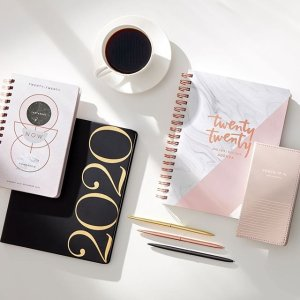 低至1.5折 $5收手账笔记本indigo 文具、办公用品热卖 在家办公必备品 一件包邮