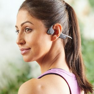$84.96Aftershokz Trekz Air Wireless Bone Conduction Headphones @ QVC