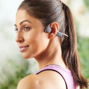 $84.96 多色可选Aftershokz 听小骨运动耳机 只有你听的到的黑科技