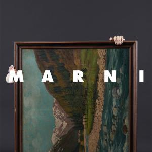 一律享7折 饼干鞋€300+限今天:Marni 闪促 收风琴包、新款Tote 海狸同款经典T恤€175