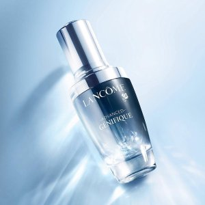 Extended: Enjoy 20% off + 4 samples & bag on $75with Advanced Génifique Youth Activating Serum purchase @ Lancôme