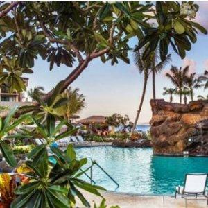 赠$400现金券+免费租车+1日私人loungeCostco官网  5晚夏威夷考艾岛万豪豪华度假村特惠