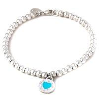 Tiffany & Co. 纯银手链