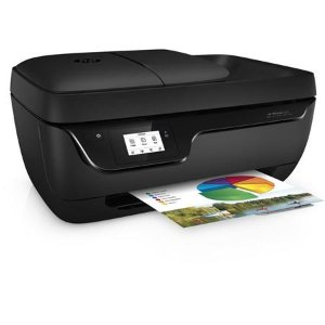 $29.99HP OfficeJet 3830 All-in-One Wireless Color Thermal Inkjet Printer