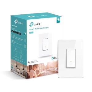 $29.99 (原价$53)TP-Link 远程智能灯控制开关