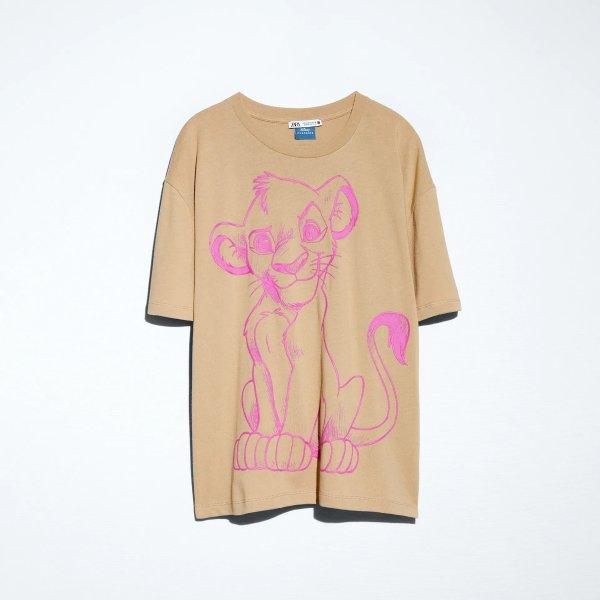 狮子王T恤