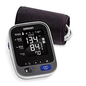 $68.79(原价$119.77)Omron 欧姆龙10系无线上臂电子血压计