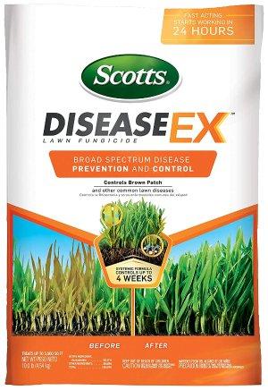 $11Scotts DiseaseEx 草坪杀真菌剂10磅