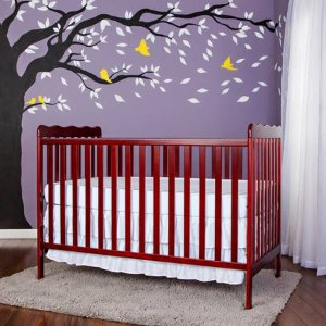$109.99起名牌多合一婴儿床热卖 陪伴宝宝成长每一天