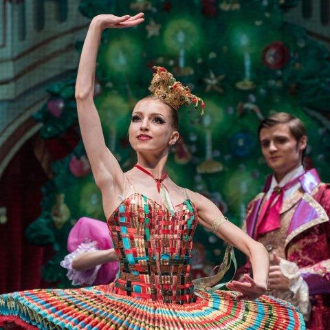 $35起 莫斯科芭蕾舞团口碑佳作圣诞芭蕾舞剧《胡桃夹子》多城市门票热卖 含纪念品1份