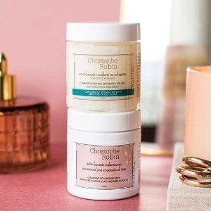 3 for 2SkinStore Christophe Robin Hair Cleansing Products