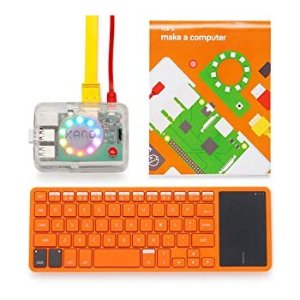 $104Kano Computer Kit – Make a Computer, Learn to Code (10 Pieces)