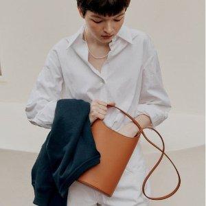 4折起+叠9折 €188收封面同款W Concept 春夏大热美包闪促 韩风小众包包 出门不撞看这里