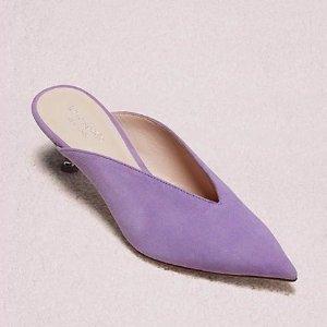 Kate Spade中跟拖鞋