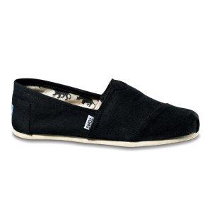 Toms满$100减$20男士帆布鞋
