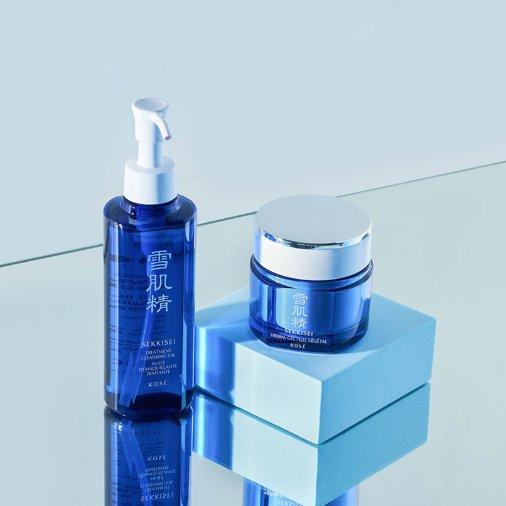 雪肌精 Glass Skin护肤2步曲套装(微众测)