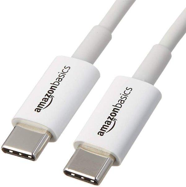 USB Type-C 到 USB Type-C 充电线 5根装