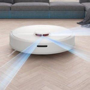 $549.99(原价$599.99)DreameTech Dreame 小米追觅 D9 扫拖一体 激光导航 智能扫地机器人