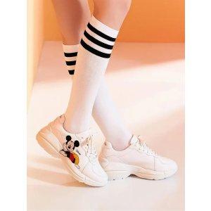 gucci平替 码全Disney MK 米老鼠鞋
