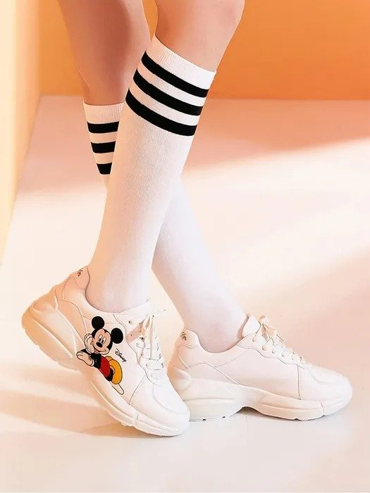 Jinny Kim x Disney Mickey 老爹鞋