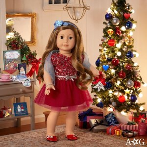 20% Off $100+American Girl Cyber Monday One Day Deal
