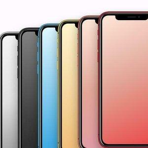 $1026 +可退税 官网价$1129Apple iPhone XR 128GB 黑色、珊瑚橙热卖