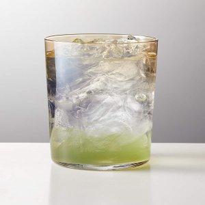 渐变色玻璃杯