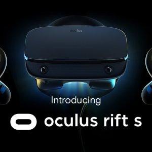 优惠价€504Oculus Rift S 智能VR设备套装 快来进入VR的世界