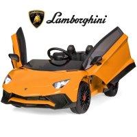 蘭博基尼 Aventador SV 跑車完美復刻兒童電動車,多色選