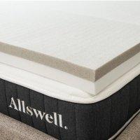 "Allswell 4""床垫Topper"
