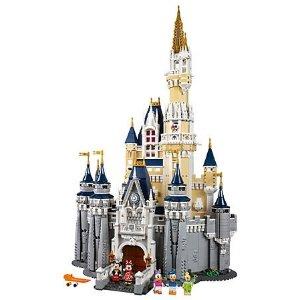 Lego暂时缺货迪斯尼城堡 - 71040 | 迪士尼系列