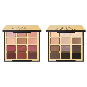 19.99Milani Eyeshadow Palette Favorites Pure Passion + Soft & Sultry