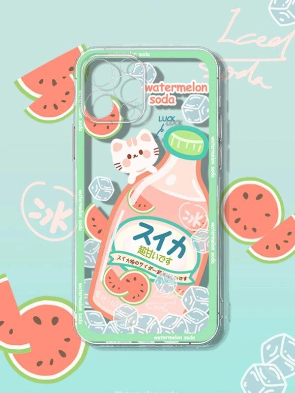 iPhone 卡通手机壳