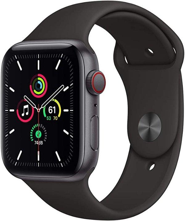 Apple Watch SE (GPS + 蜂窝网络, 40mm)