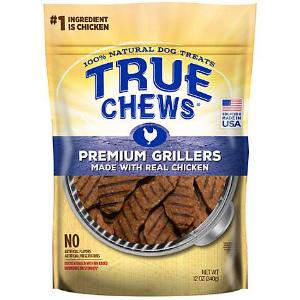 低至3折+额外7折True Chews 狗狗零食热卖