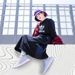 EQT运动鞋$50 羽绒服$111今日抢好货:明星同款好价收!adidas节日促销进行中