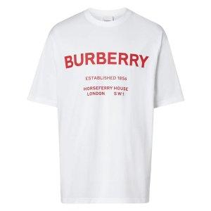 Burberrylogo T恤