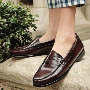额外6折 $20起收乐福鞋G.H. Bass 男女鞋履大促 舒适实用的通勤鞋