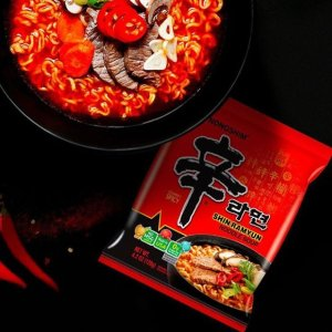 $17.86Nongshim Shin Noodle Ramyun Gourmet Spicy, 20-Count