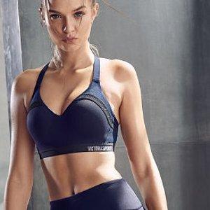 $79.2 包邮Victoroia's Secret官网 精选运动上衣 + 运动裤 组合特卖