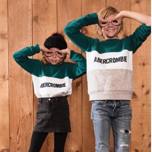 Up to 60% Off + Free ShippingAll Clearance @ Abercrombie & Kids