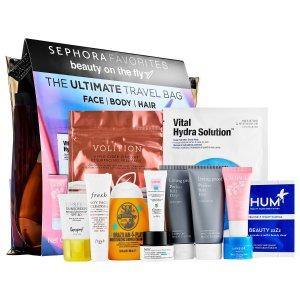 $40($107 Value)Sephora Favorites The Ultimate Travel Bag
