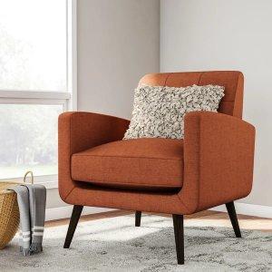 Carson Carrington单人沙发椅
