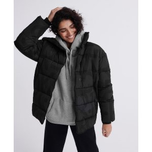 Superdry保暖外套
