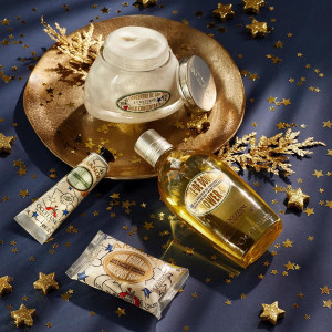 Up to 50% off+Free GiftPAST-SEASON FAVORITES @ L'Occitane