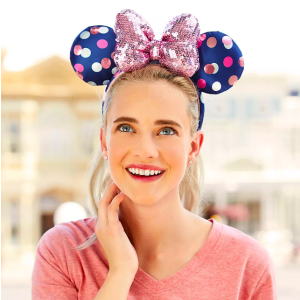 DisneyMinnie Mouse Polka Dot Headband | shopDisney
