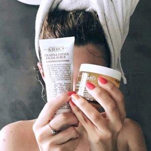 Kiehl's 人气王Top榜 经典系列有哪些?今日抢好货:好用又不贵的护肤品 怎么能不招人爱