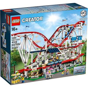 LEGO 10261过山车 圣诞折扣来啦 高级玩家们不要错过