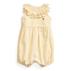 Ralph Lauren女婴连体衣