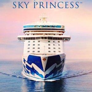 全场$669起公主邮轮旗舰 Sky Princess 号 西加拉比海之旅8天7晚仅$1116